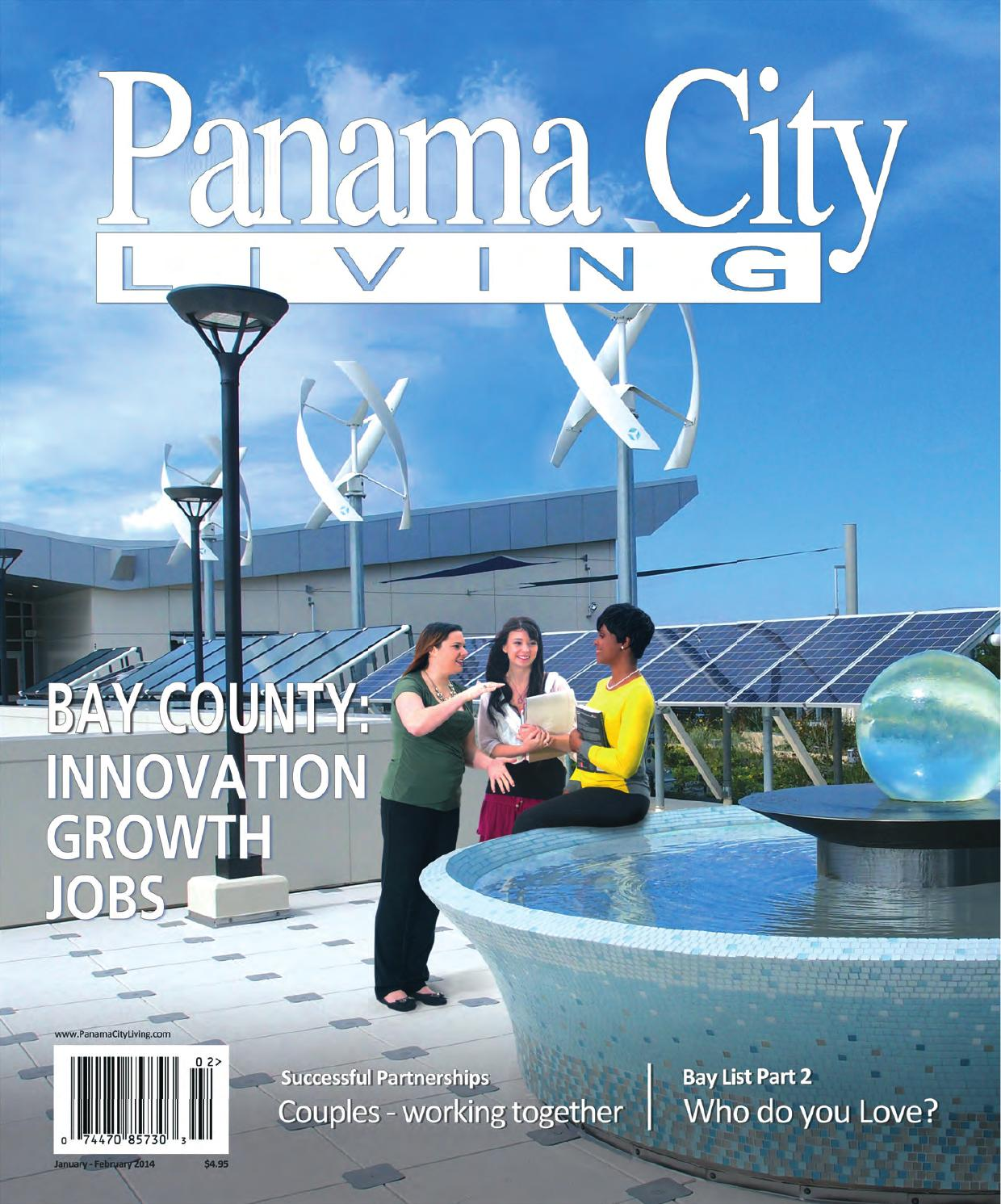 Panama City Living Jan Feb 2017 Final