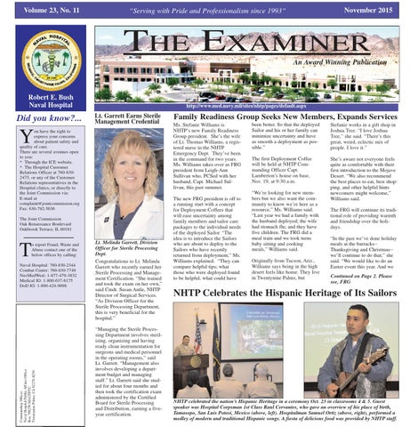 November 2015 examiner by david marks issuu for 1 renaissance blvd oakbrook terrace il