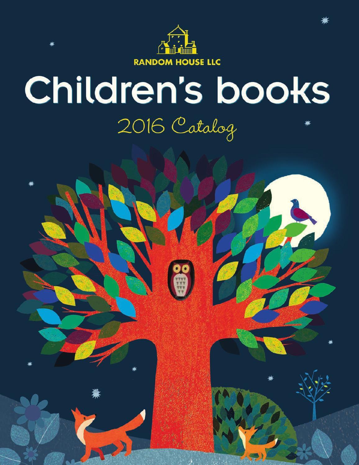 Random House Children\'s 2016 Catalog by Penguin Random House - issuu