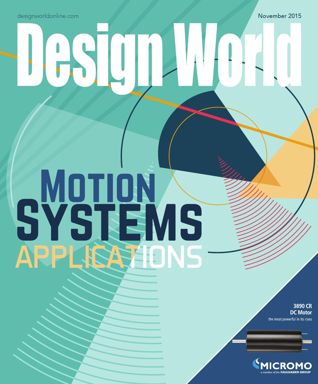 Motion Systems Applications Handbook By Wtwh Media Llc Issuu Rs232 Line Booster Internal Circuit Diagram For Signal Flow Determination