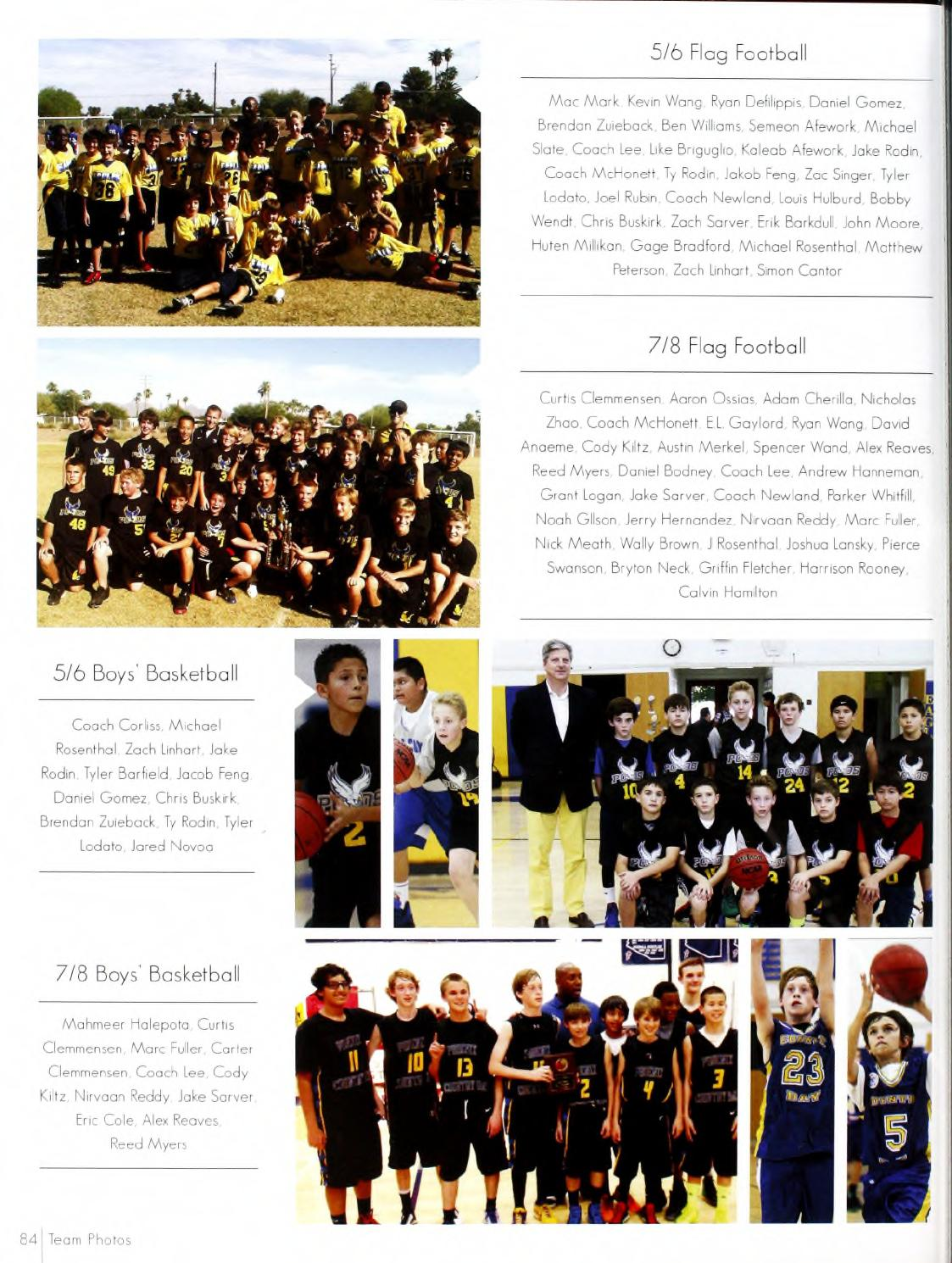 Pcds Yearbook 2013 By Phoenix Country Day School Issuu