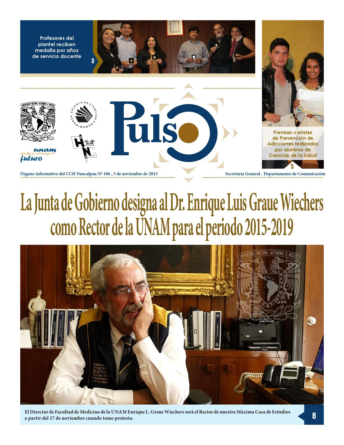 Pulso106 by Pulso CCH Naucalpan - issuu