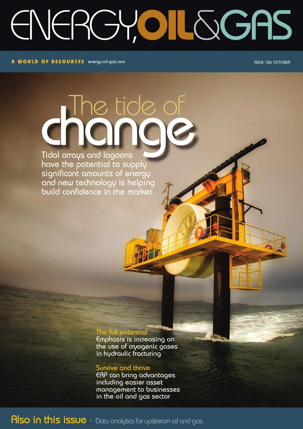 Energy Oil & Gas Issue 126 November 2015 by Schofield