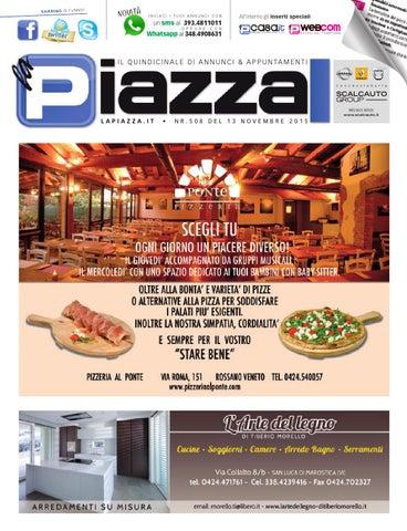 La Piazza 508 by la Piazza di Cavazzin Daniele - issuu e01af710cedd