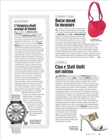 efe0c9f3b8 Fashion 21 2014 by Fashionmagazine - issuu