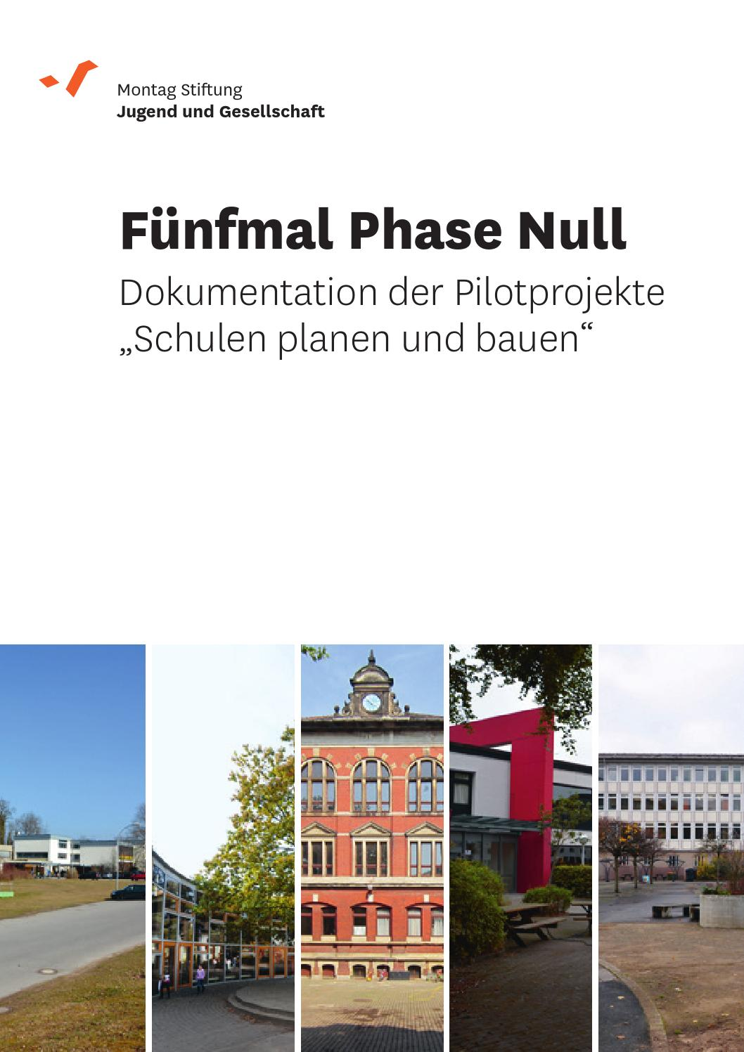 Fünfmal Phase Null by Montag Stiftungen - issuu