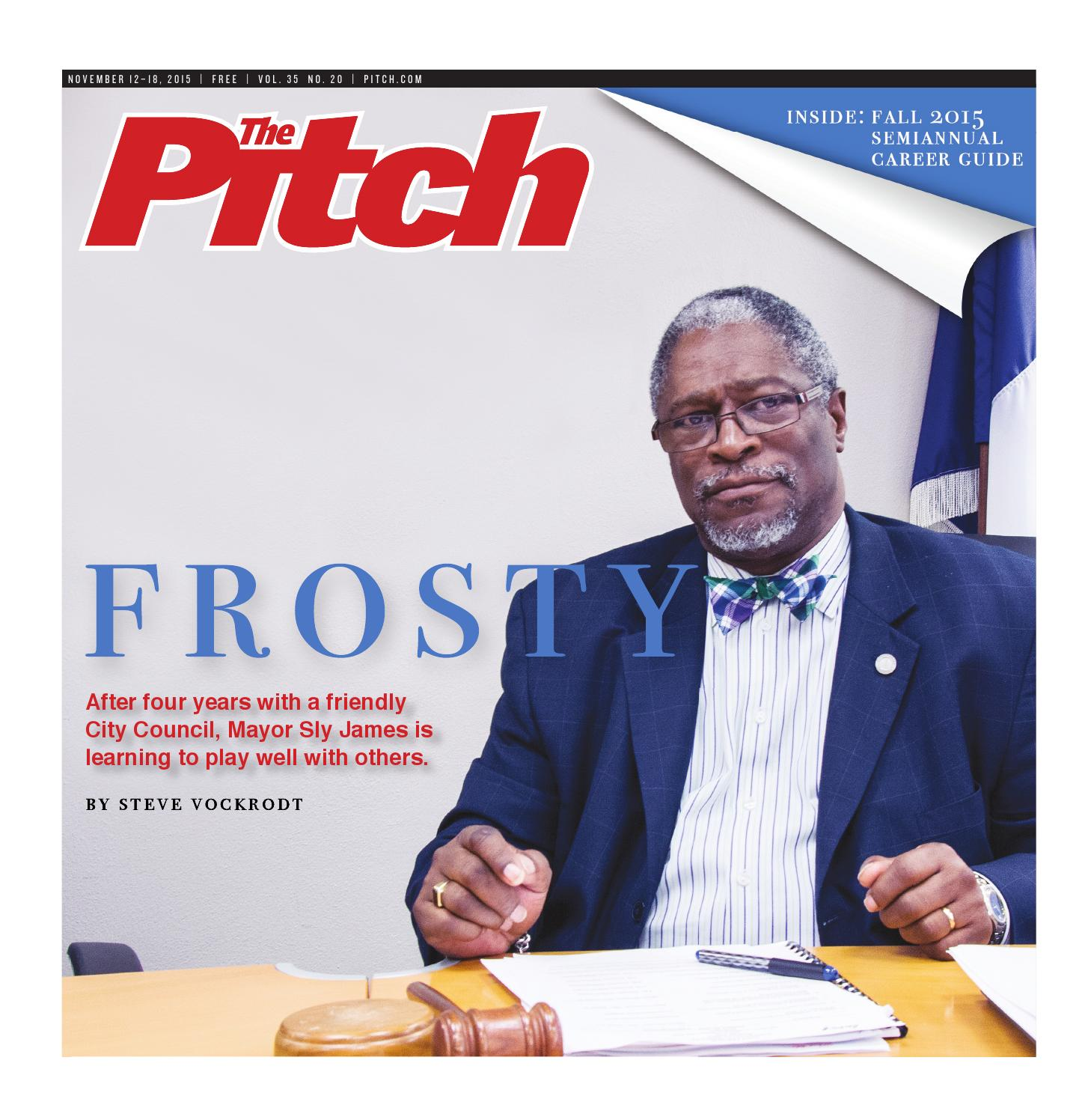 The Pitch November 12 2015 by FW Publishing issuu