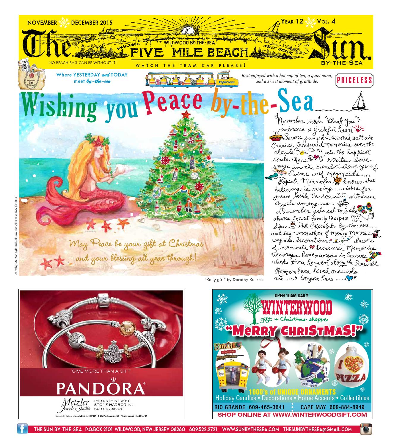 HOLIDAY ISSUE 2015 by The Sun by the sea issuu