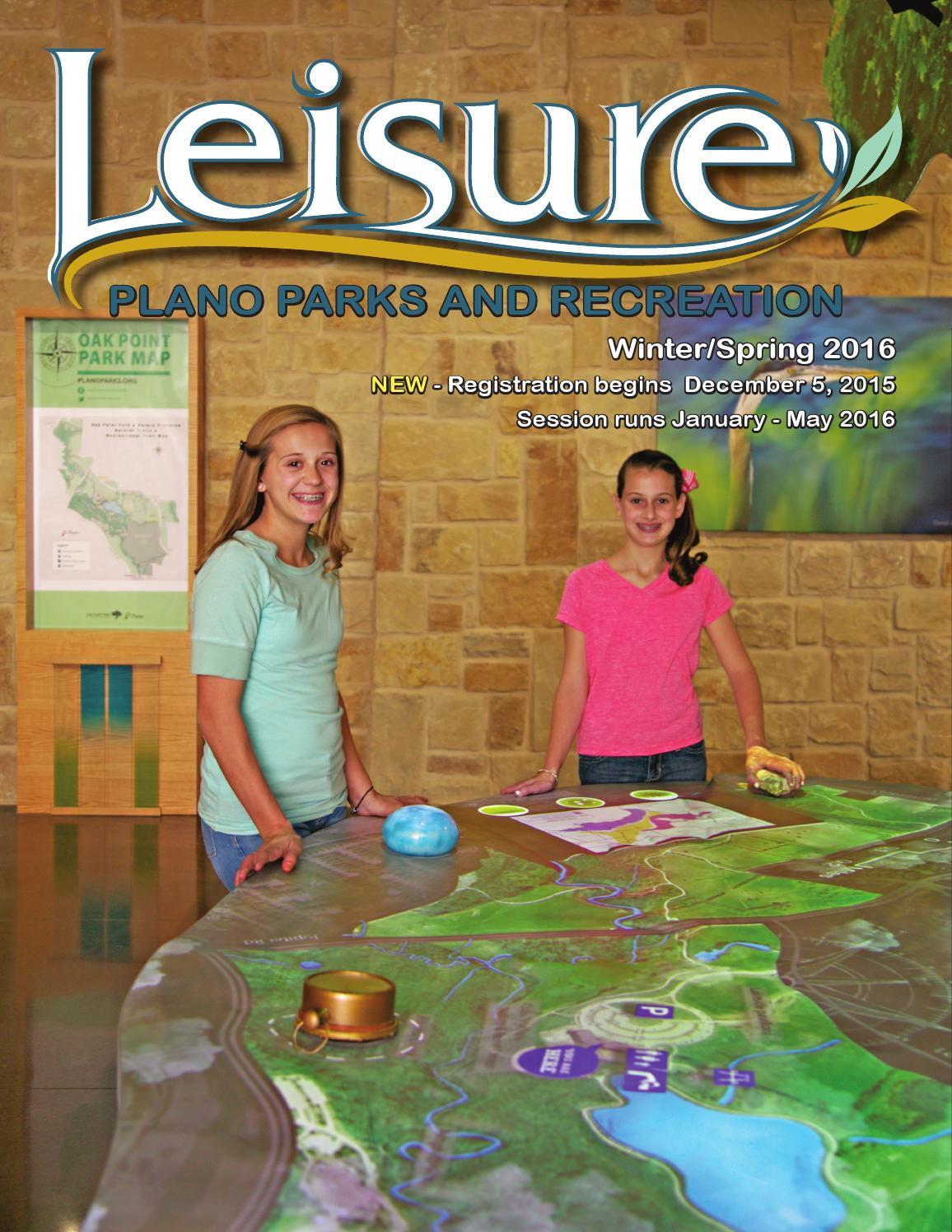 Winter Spring 2016 Leisure Catalog By Plano Parks And Recreation Issuu Bq Wkbk Grade 3 Ages 8 9