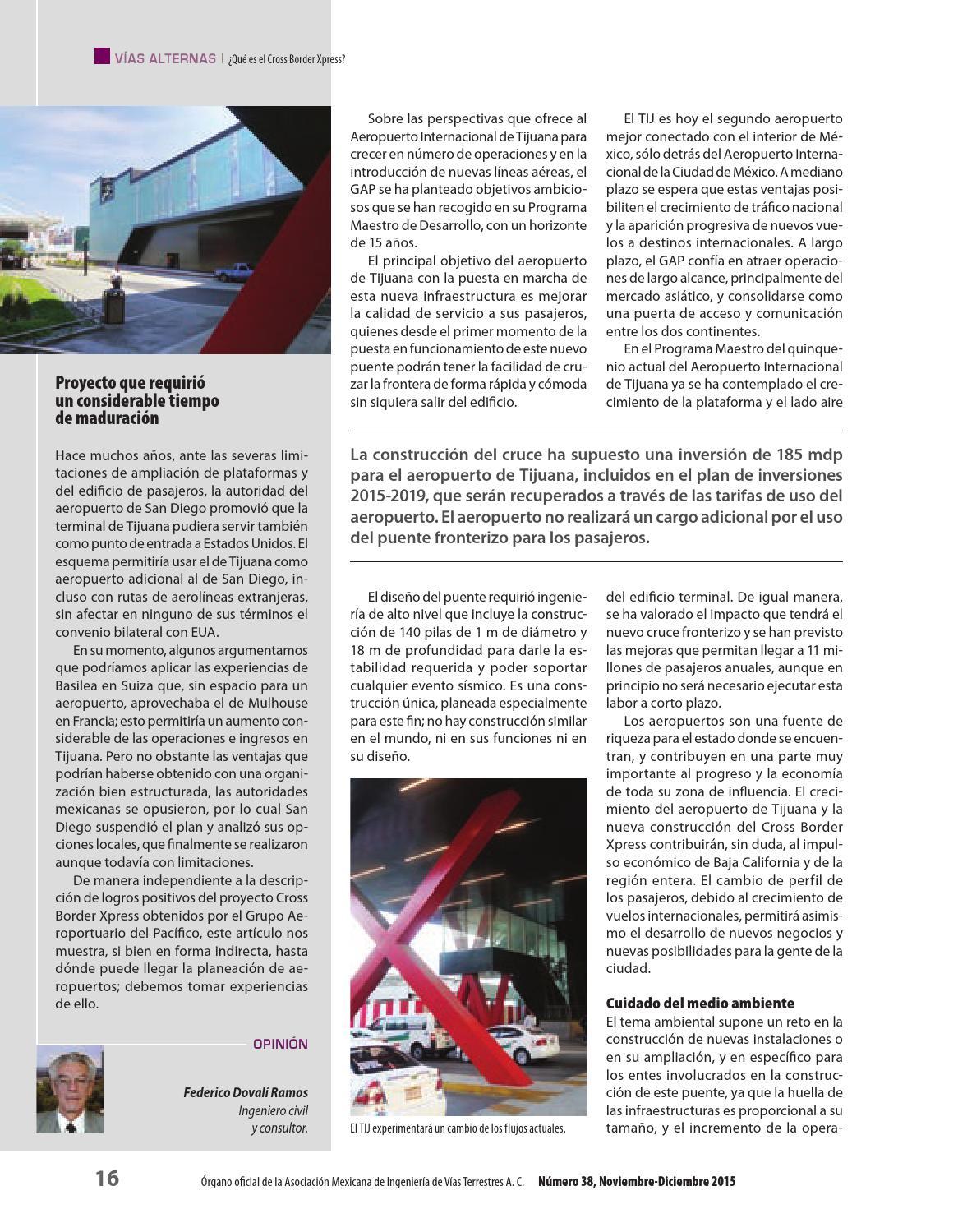 a9b1ddf80ca34 Revista Vías Terrestres 38 noviembre-diciembre 2015 by Helios Comunicación  - issuu