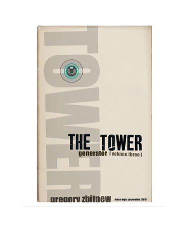 Generator volume 3 the tower by gregory zbitnew issuu page 1 fandeluxe Image collections