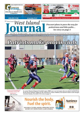 736f1a371cb2 YLJ Nov. 12, 2015 - West Island by Your Local Journal - issuu