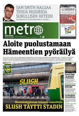 cheaper be9cd 394be 20151112 fi helsinki by metro finland - issuu
