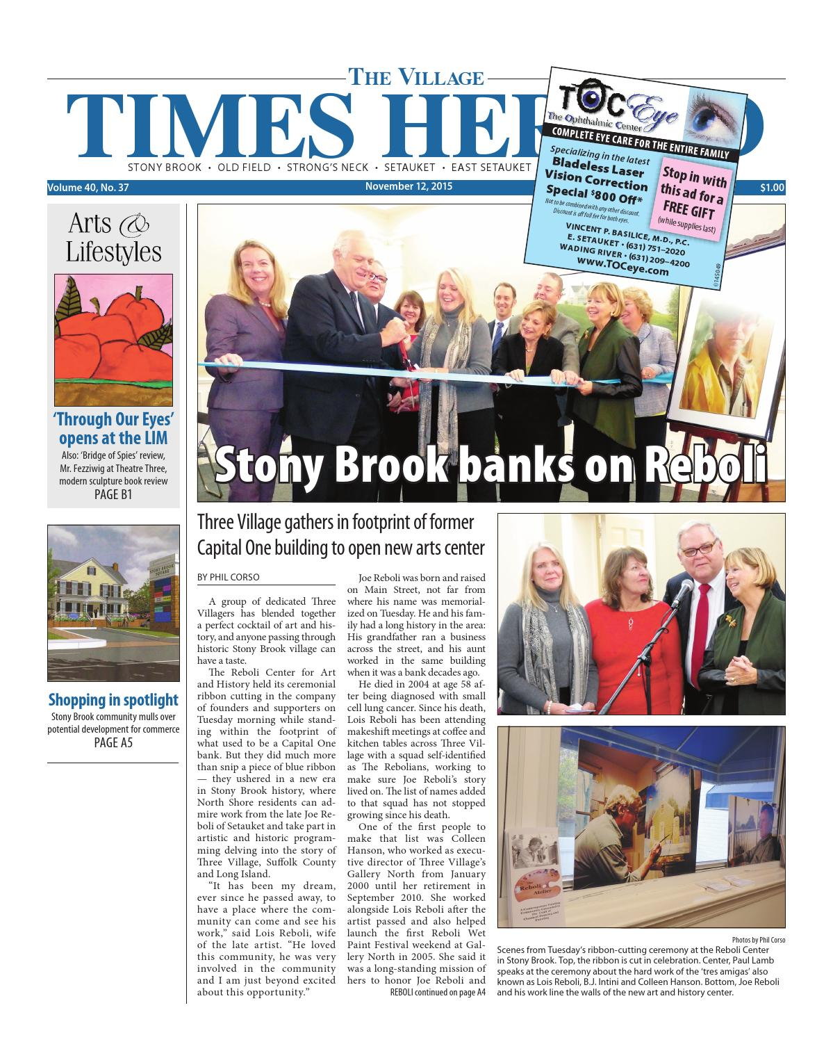 The Village Times Herald - November 12, 2015 by TBR News Media - issuu