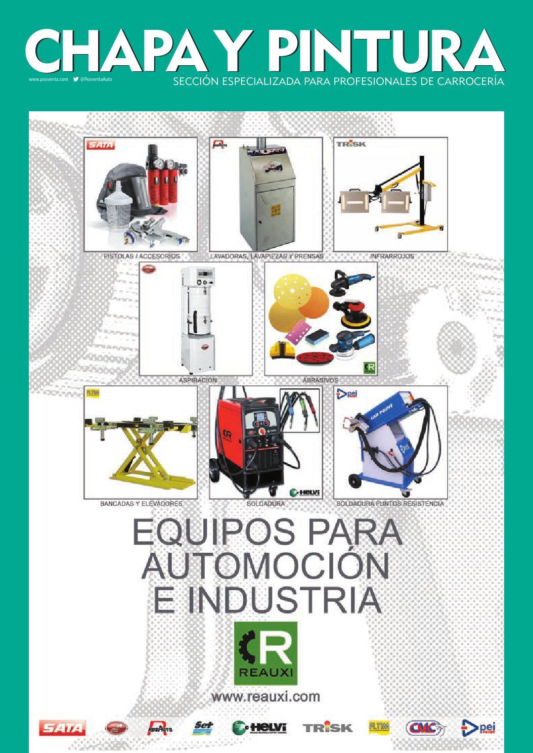 Chapa y Pintura - nº 398 by Digital Newspapers S.L. - issuu