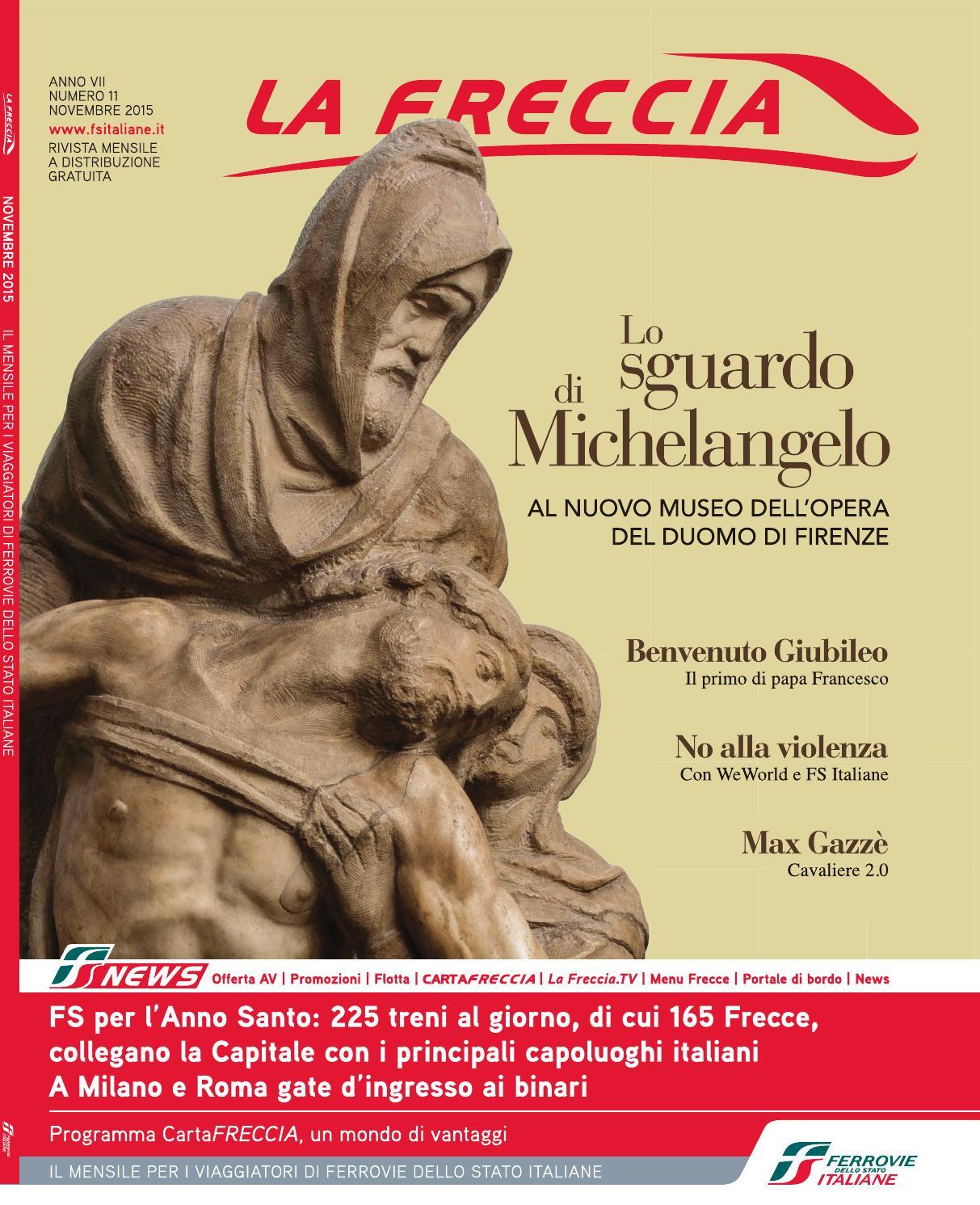 finest selection 4557b 1aa53 La Freccia - Novembre 2015 by Edizioni La Freccia e In Regio