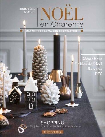 no l en charente 2015 by magazine demeures de charentes issuu. Black Bedroom Furniture Sets. Home Design Ideas