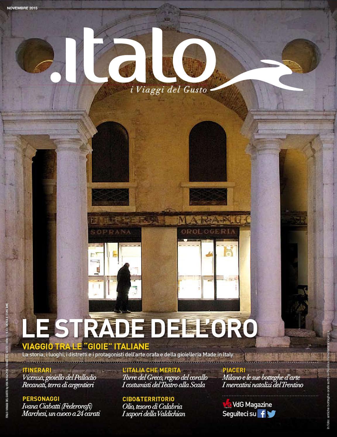 italo novembre 2015 by TravelQuotidiano.com - issuu 3a239f862ed
