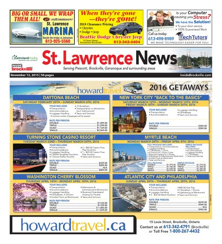Stlawrence111215 by metroland east st lawrence news issuu page 1 fandeluxe Gallery