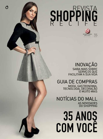 Shopping Recife - 35 Anos by Shopping Recife - issuu 32d4bf8d71