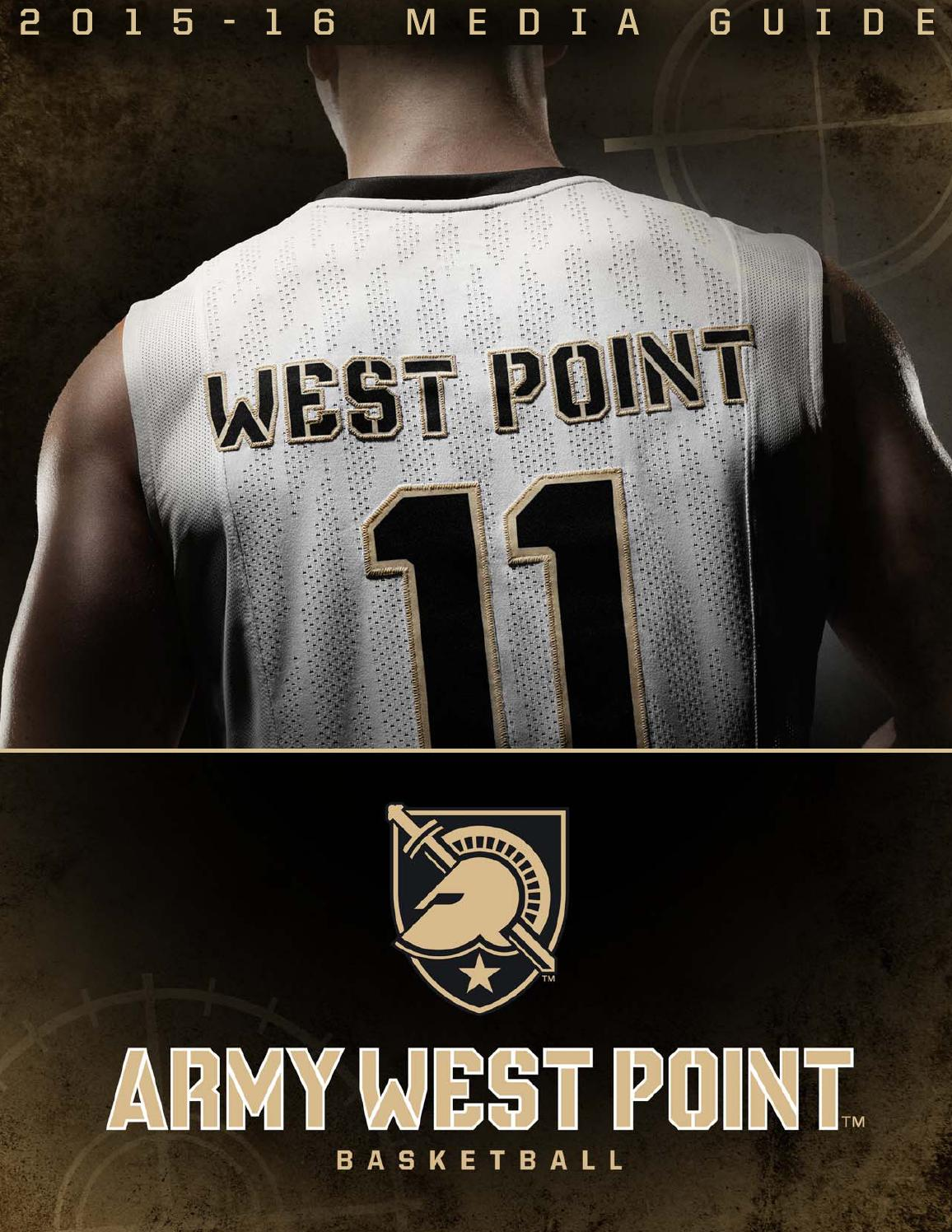 pretty nice 35829 69c08 2015- 16 Army Men s Basketball Media Guide by Army West Point Athletics -  issuu