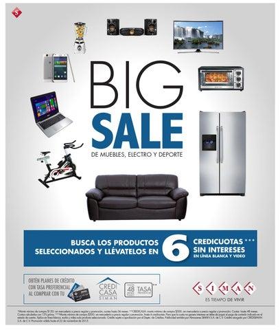 Catalogo de muebles y electrodomestico ABBA by Eduardo Dantas - issuu