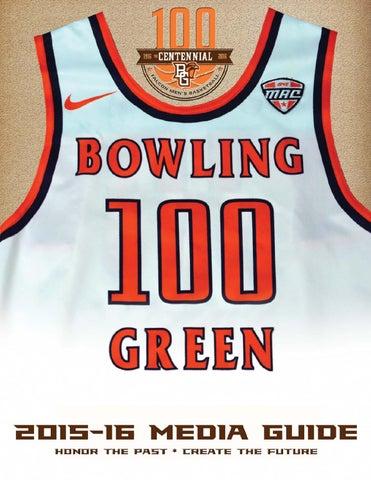 f0ad3246696a 2015-16 BGSU Men s Basketball Media Guide by Jason Knavel - issuu