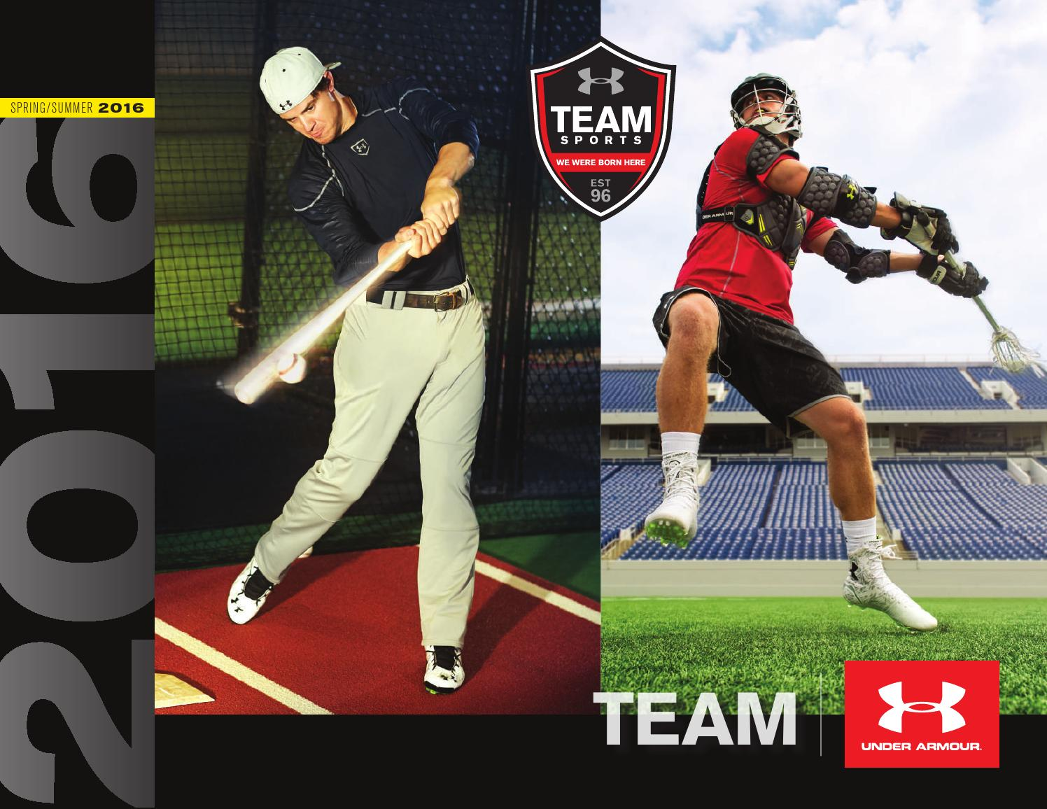 c2f4e397e82 College Town Sports Under Armour 2016 Spring Summer Team by Kollegetown -  issuu
