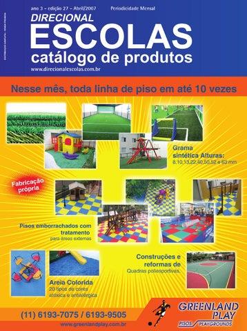 0dfd6350cecf9 Revista Direcional Escolas Edição 27 – Abril 2007