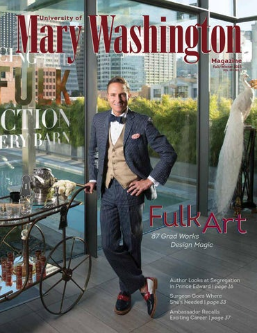 b30f893b2749 UMW Magazine Fall Winter 2015 by University of Mary Washington - issuu
