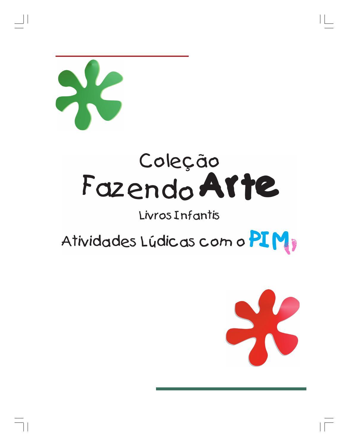 f815550c326ec Coleção Fazendo Arte - Volume 04 by Primeira Infância Melhor - PIM - issuu