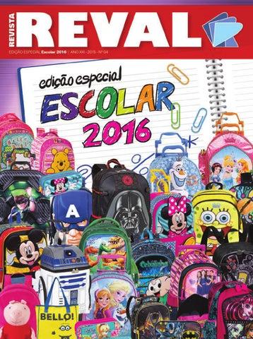 f78e0cc084 Revista Reval 77 - Parte 02 by Reval Atacado de Papelaria Ltda. - issuu