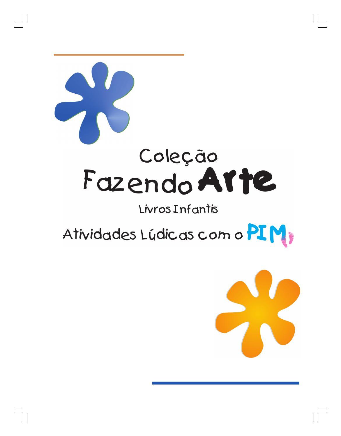 Coleção Fazendo Arte Volume 02 By Primeira Infância Melhor