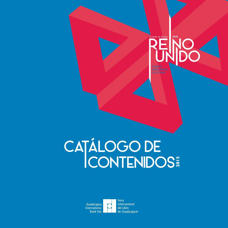 Cat Logo De Contenidos 2010 By Feria Internacional Del Libro De  # Venta Nocturna Muebles Placencia