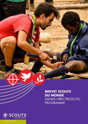 Scout datant en ligne Co Znaczy voulez brancher