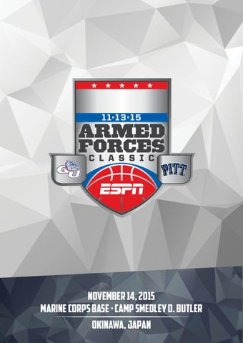 12eb0c59cf0 ESPN Armed Forces Classic Program by MCCS Okinawa - issuu