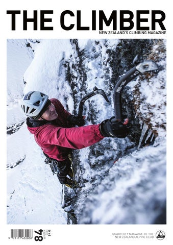 c3e61619fc70 The Climber issue 84 by NZAC - issuu