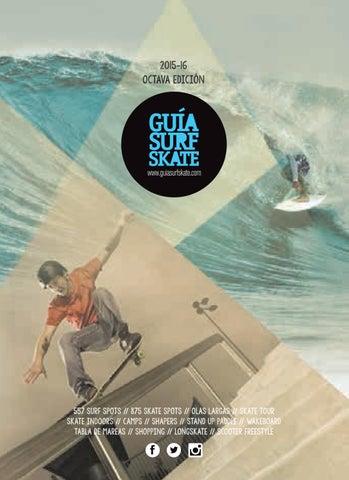 Guía Surf Skate 2018-19 by Guía Surf Skate - issuu dad8ebdcb21