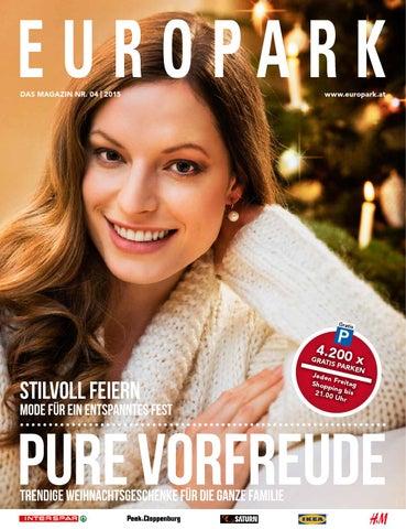 Europark Magazin 042015 By Europark Salzburg Issuu