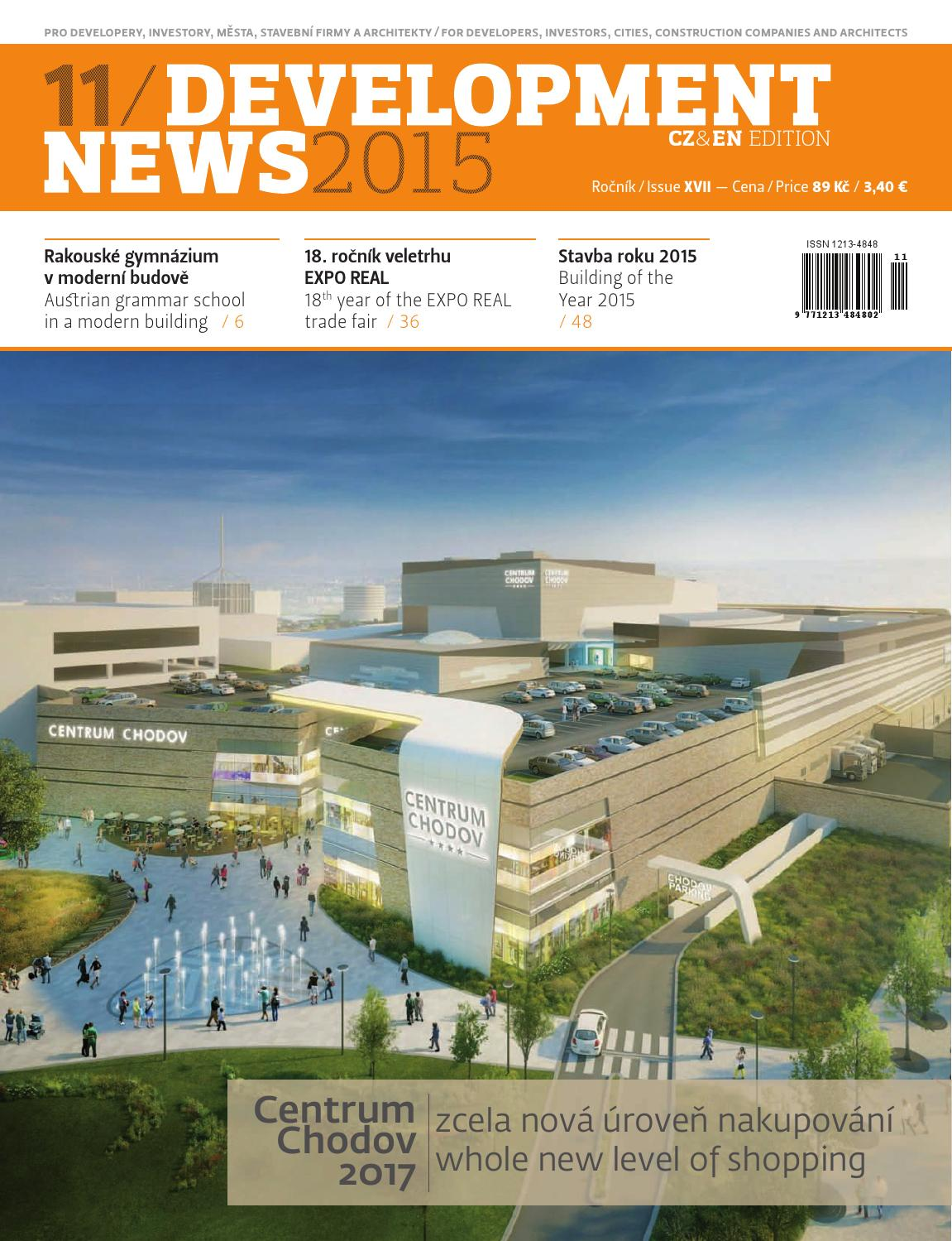 Development News 11 2015 by Wpremium event - issuu 05c107bd75