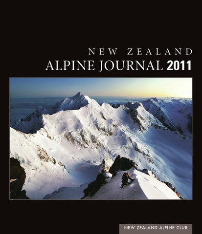 New Zealand Alpine Journal 2011 by NZAC - issuu 0d78e246fdaf