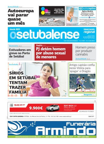 3c0f90277d201 Jornal O Setubalense by O Setubalense - issuu