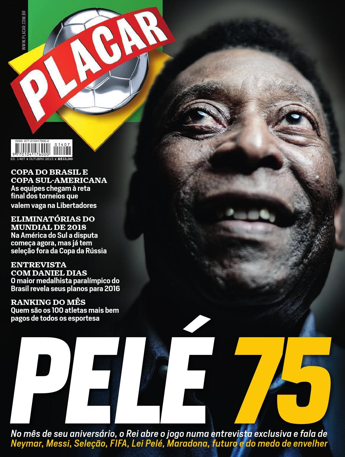 c0025a652d842 Revista Placar – Editora Caras by Revista Placar - issuu