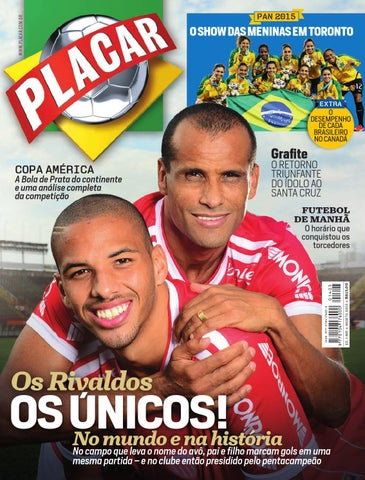 Revista Placar – Editora Caras by Revista Placar - issuu 8fbbdb389a276