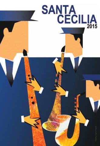 Llibre Santa Cecìlia 2015 By Musical Dalzira Issuu