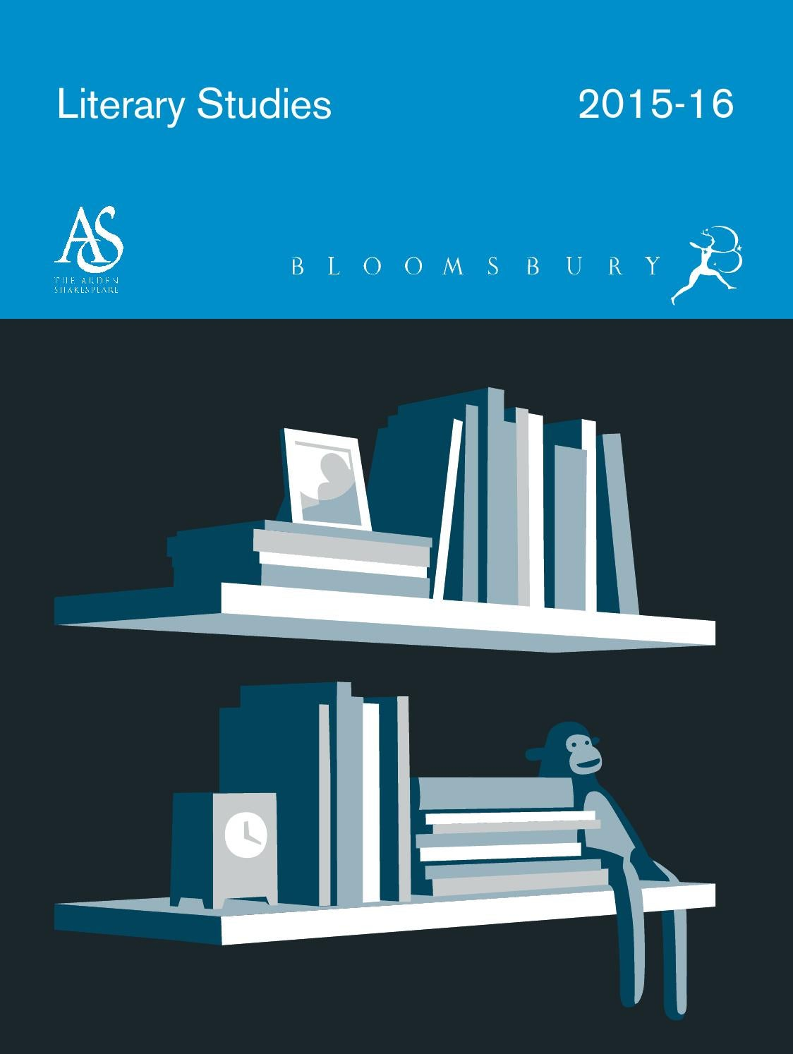 Literary Studies 2015-16 Catalog by Bloomsbury Publishing - issuu