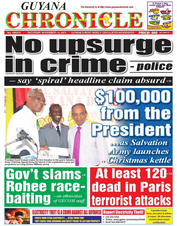 Chronicle 11 14 2015 b...