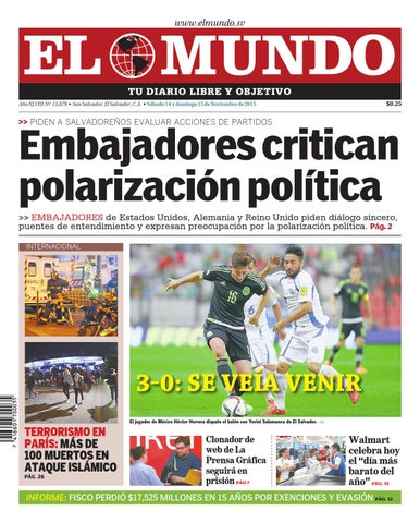 Mundo141115 by Diario El Mundo - issuu 7ed5be922d026