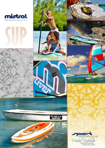 Mistral Sup 2016 by Advance Kites - issuu
