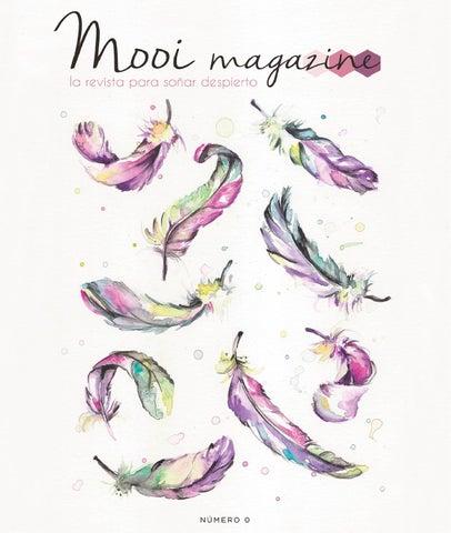 Mooi magazine 00 \